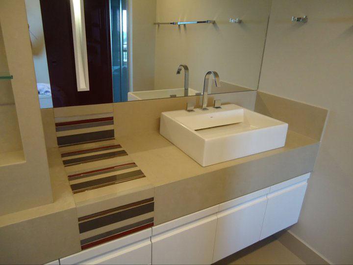 TIPOS DE CUBAS  Dicas de Arquitetura -> Altura Para Pia De Banheiro